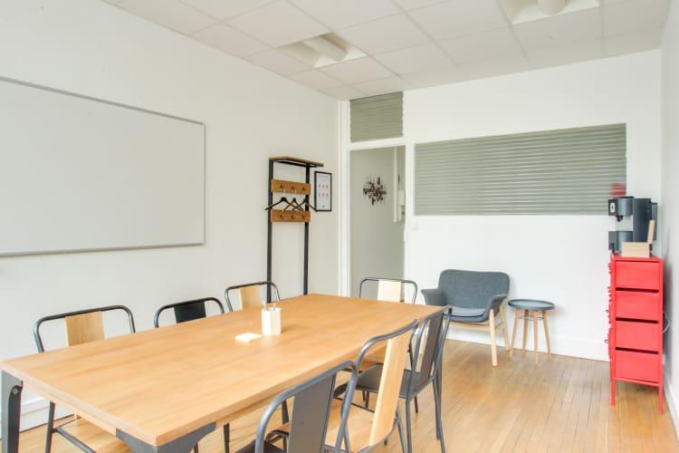 Salle de réunion Paris - TABLE - Cocoon - Feydeau