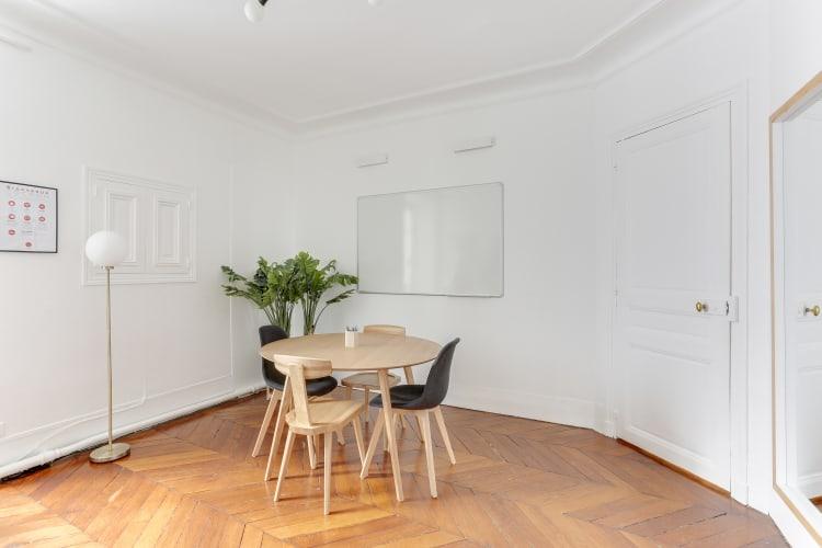 Salle de réunion Paris - Espace de travail  - Cocoon Pyramides - André