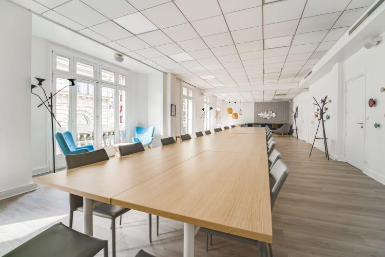 Salle de réunion Paris - Salle de conférence Paris - Cocoon Mogador - Théâtre