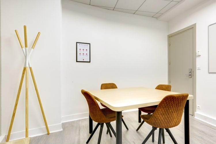 Salle de réunion Paris - Salle de reunion - Cocoon Mogador - Estienne