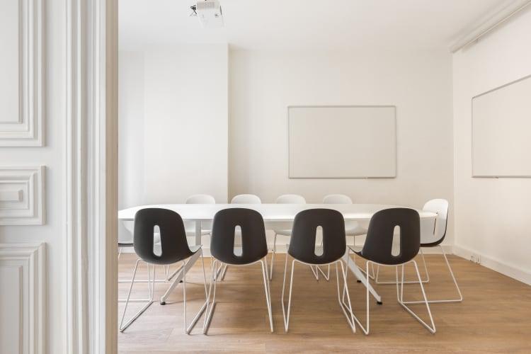 Salle de réunion Paris - salle réunion design Malesherbes - Cocoon Malesherbes - Roquépine