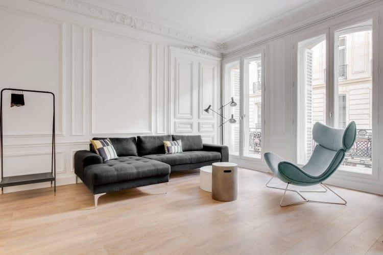 Salle de réunion Paris - Espace à l'heure cosy Paris - Cocoon Malesherbes - Roquépine