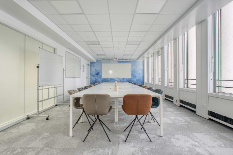 Salle de réunion Paris - Espace de réunion  - Cocoon Défense - Atlantique