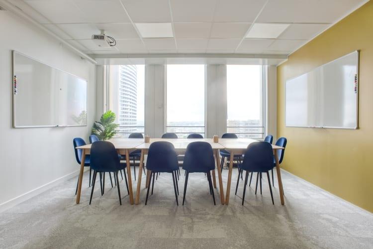 Salle de réunion Paris - Espace de travail la défense - Cocoon Défense - Pavel