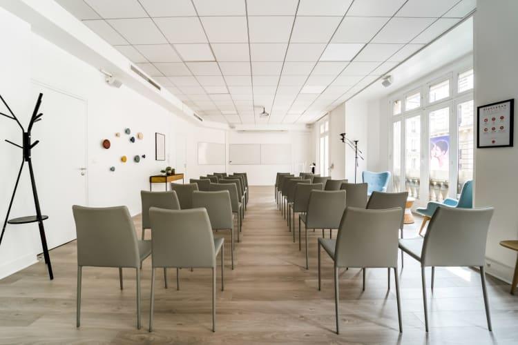 Salle de réunion Paris - Conférence, salle d'étude Paris - Cocoon Mogador - Théâtre