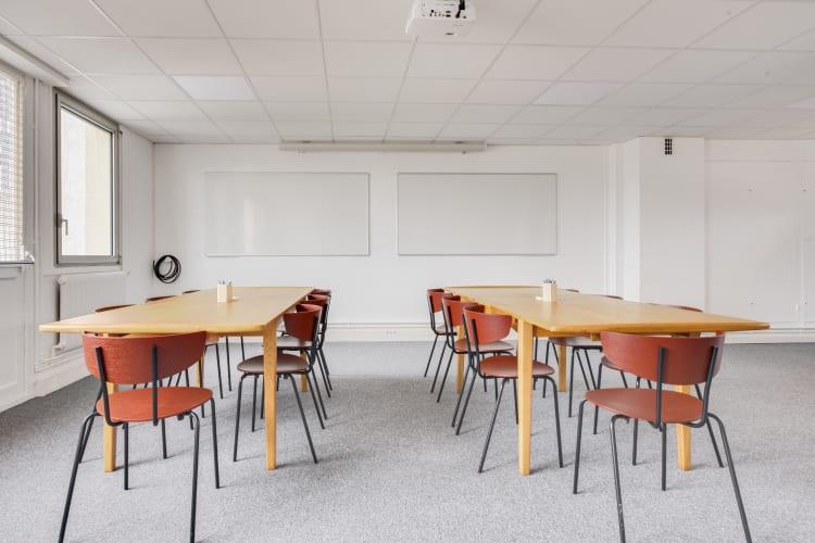 Salle de réunion Paris - Salle de réunion paris place d'Italie, Salle de réunion spacieuse et lumineuse  - Cocoon Reculettes - René