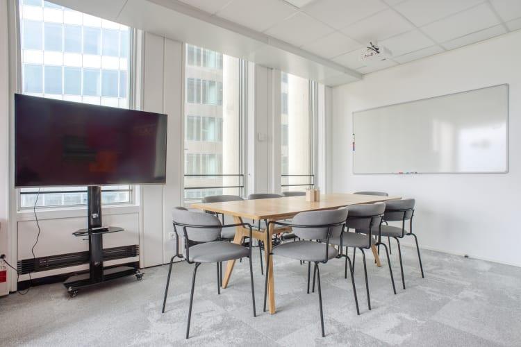 Salle de réunion Paris - réunion 8 personnes - Cocoon Défense - Shaë