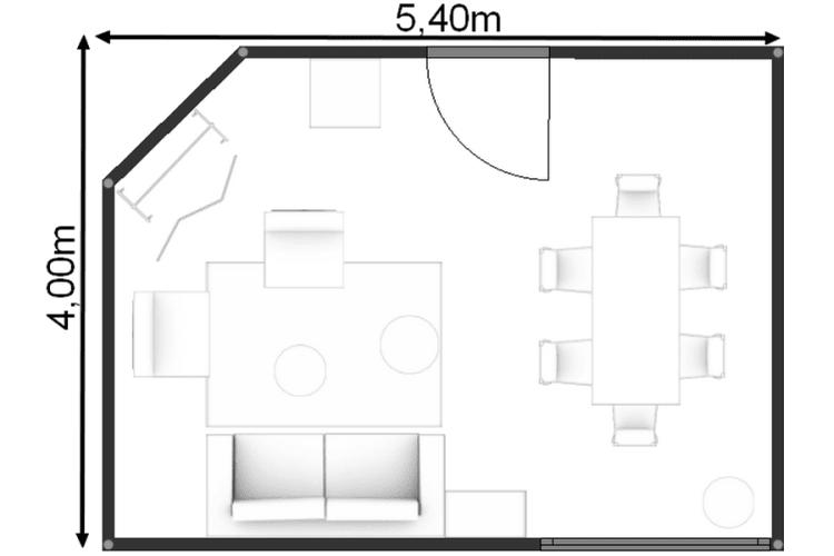 Salle de réunion Paris - Bureau à l'heure Paris Plan - Cocoon Pergolèse - Périer