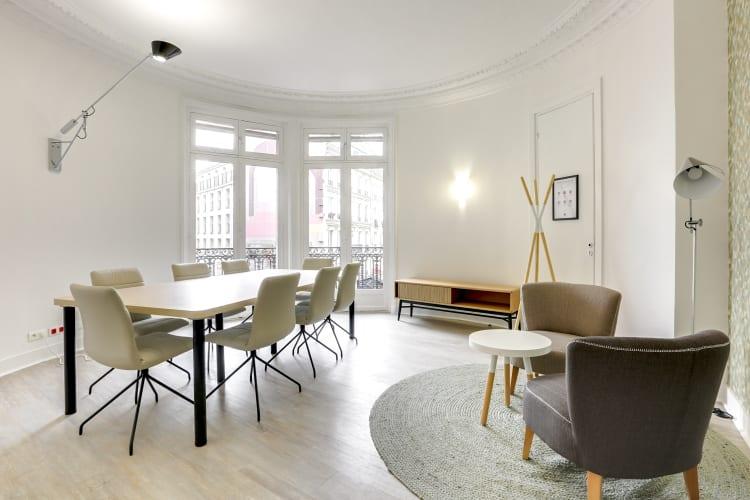 Salle de réunion Paris - salle de réunion cosy lazare - Cocoon Mogador - Lazare