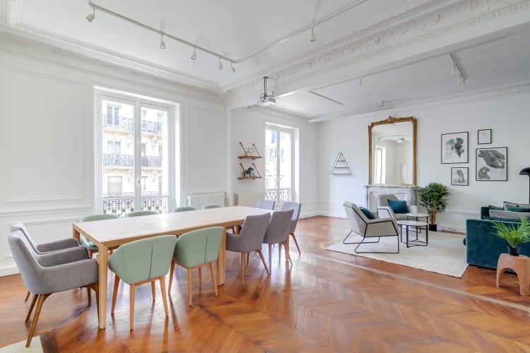 Salle de réunion Paris - Bureau rue du Louvre à Paris - Cocoon Louvre - Emile
