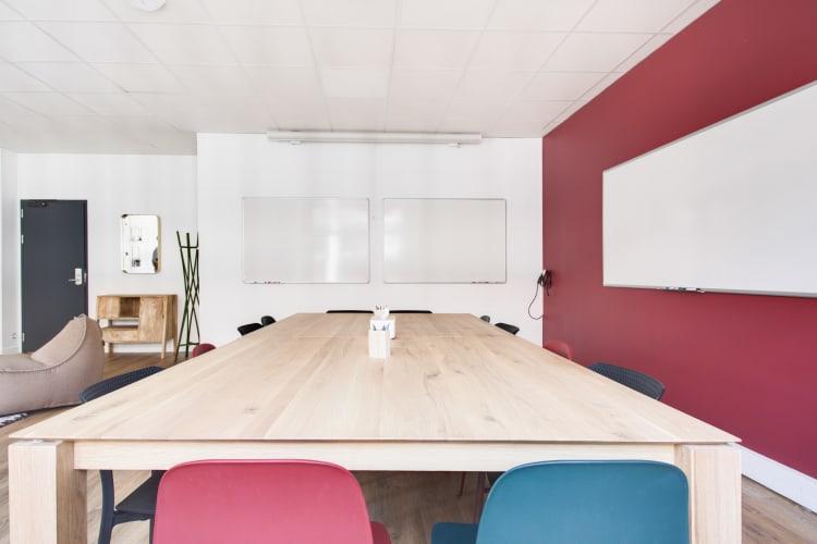 Salle de réunion Paris - Ambiance cosy - Cocoon Bienfaisance - Goetz