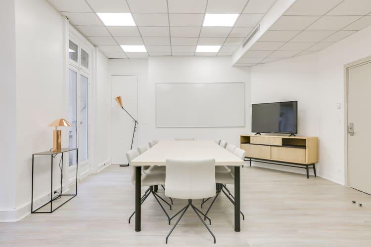 Salle de réunion Paris - salle de réunion paris tout confort - Cocoon Mogador - Trinité