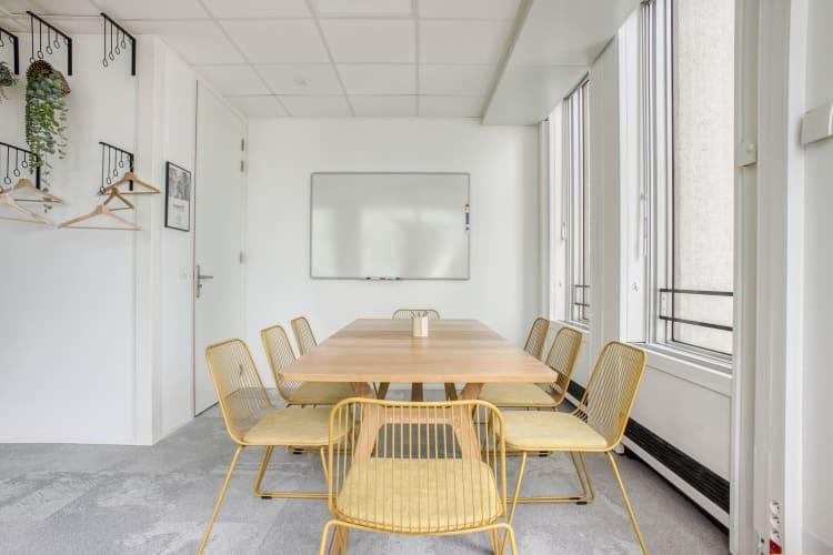 Salle de réunion Paris - reunion café workshop - Cocoon Défense - Tessa