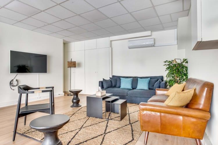 Salle de réunion Paris - Salle de réunion, Bureau à l'heure, Cosy et lumineux - Cocoon Rousseau - Jean