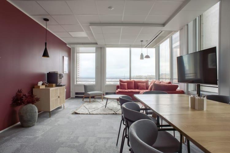 Salle de réunion Paris - salle réunion défense, réunion 8 personnes - Cocoon Défense - Shaë
