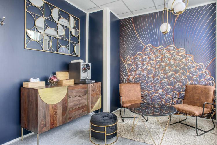 Salle de réunion Paris - Coin cosy  - Cocoon Défense - Amadeo