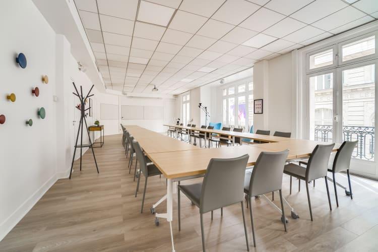 Salle de réunion Paris - salle de réunion paris saint lazare - Cocoon Mogador - Théâtre