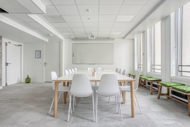 Salle de réunion Paris - Espace de réunion défense - Cocoon Défense - Aurel