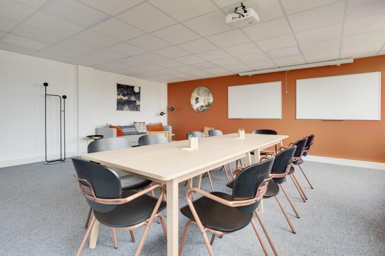 Salle de réunion Paris - Bureau à l'heure chaleureux Place d'Italie - Cocoon Reculettes - Abel