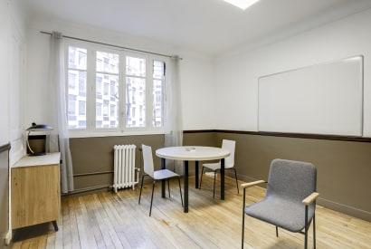salle de réunion Paris - co-meeting champs elysée - Cocoon Pergolèse - Zelda