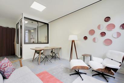 salle de réunion Paris - Salon cosy atypique à côté de Bonne Nouvelle - Cocoon - Galerie
