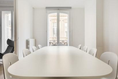 salle de réunion Paris - Salle à la journée Paris Malesherbes - Cocoon Malesherbes - Roquépine