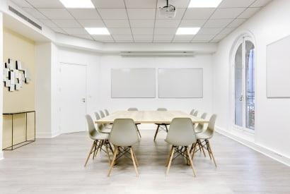 salle de réunion Paris - salle de réunion civtoire - Cocoon Mogador - Victoire