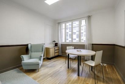 salle de réunion Paris - salle de réunion Charles de Gaulle étoile Paris - Cocoon Pergolèse - Zelda