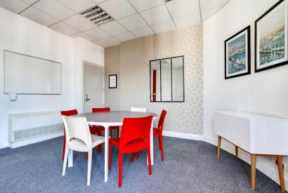 salle de réunion Paris - Espace de travail Paris - Cocoon Mogador - Opéra