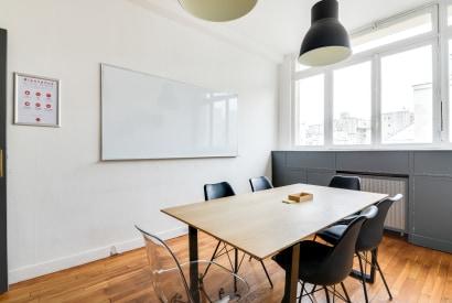 salle de réunion Paris - Salle de réunion - Cocoon - Bourse