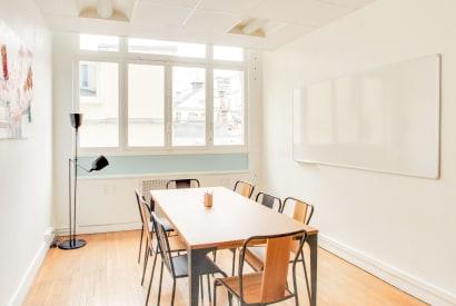 salle de réunion Paris - Kds - Cocoon - Feydeau