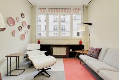 salle de réunion Paris - bureau et cabinet à la journée Paris Grands Boulevards - Cocoon - Galerie
