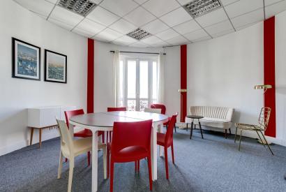 salle de réunion Paris - Salle de réunion Paris - Cocoon Mogador - Opéra