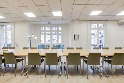 salle de réunion Paris - salle de réunion cosy trinité - Cocoon Mogador - Théâtre