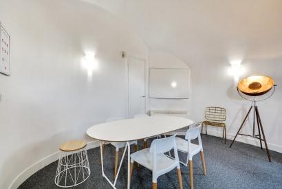 salle de réunion Paris - Espace de travail - Cocoon Mogador - Coupole