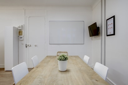 salle de réunion Paris - salle de réunion cosy à louer - Cocoon Pergolèse - Périer