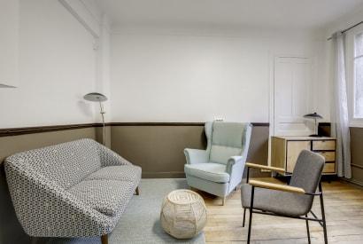 salle de réunion Paris - salon et salle de réunion atypique porte maillot - Cocoon Pergolèse - Zelda
