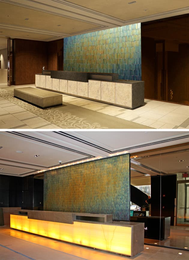 The Setai Fifth Avenue Lobby