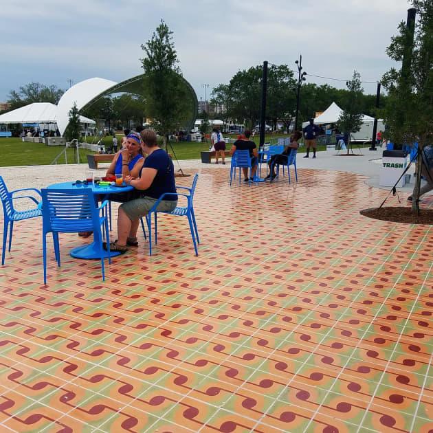 West Tampa Promenade