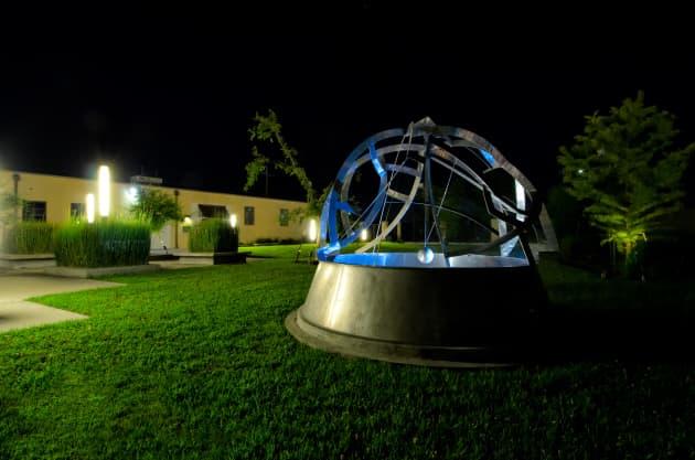 Xavier University Art Village – John T. Scott Sculpture Garden – Women's House