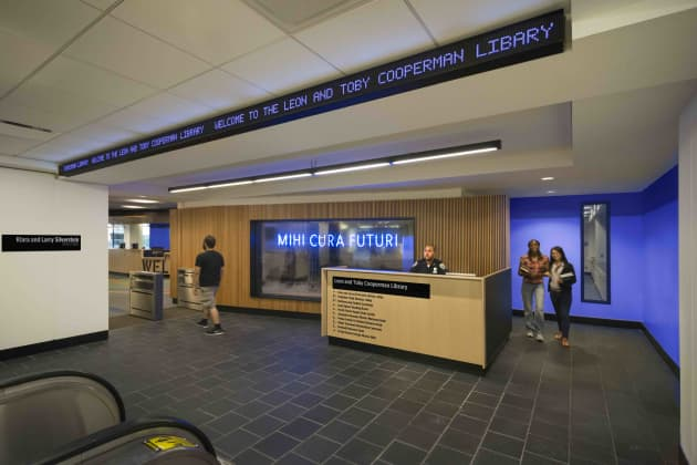 Hunter College Library