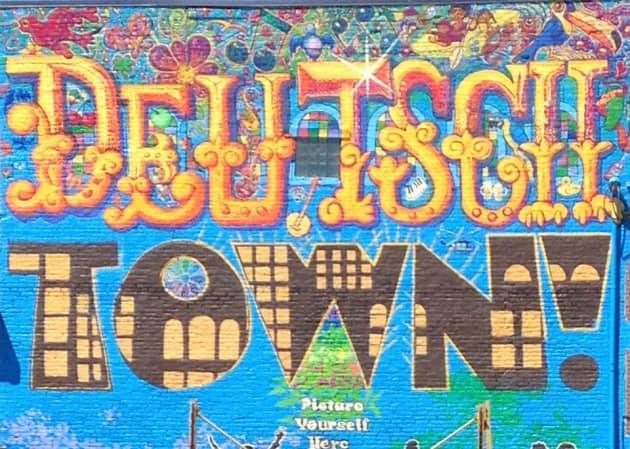 Deutschtown Mural Project