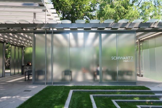 HBS Schwartz Pavilion