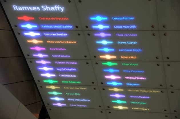 Ramses Shaffy, Lifelines
