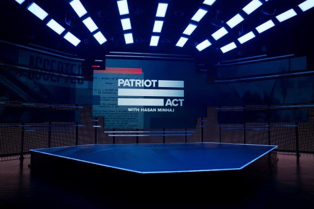 5TEN | Netflix | Patriot Act LED Video set
