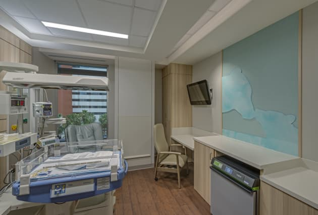 Florida Hospital for Women – Neonatal Intensive Care Unit