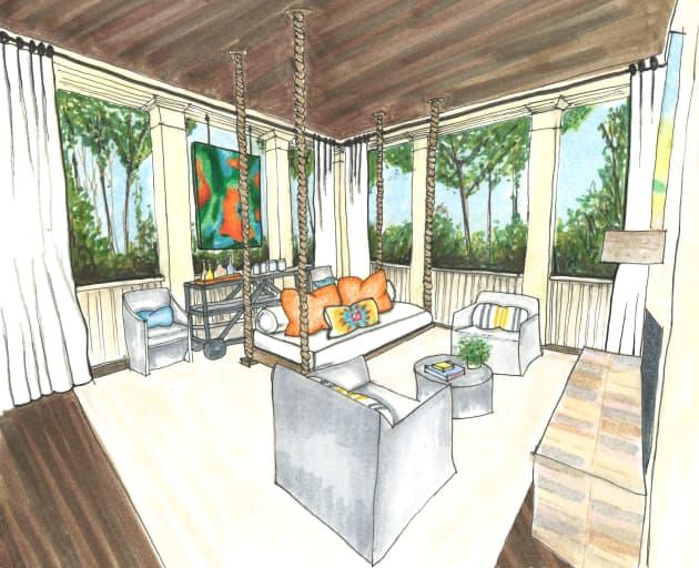 Marietta's Art and Design House