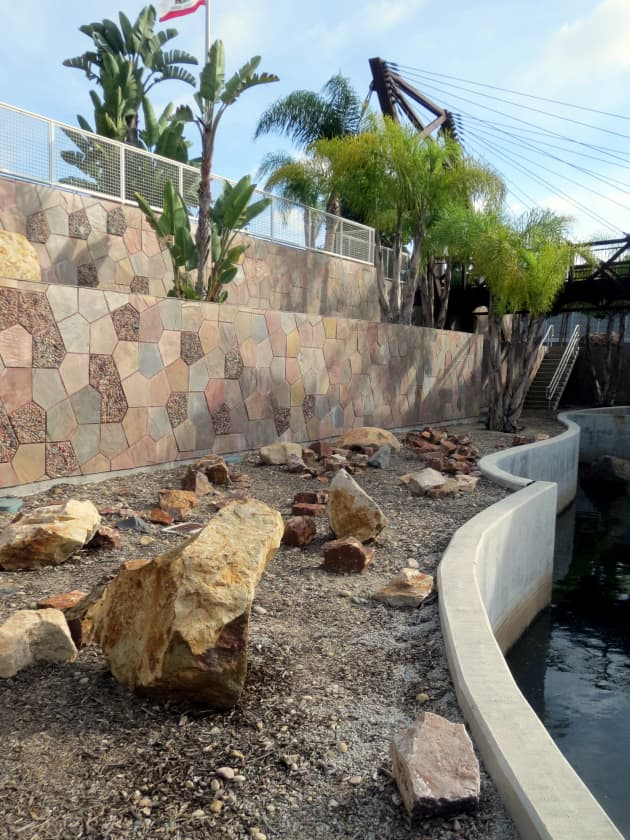 Brailsford: Stream of Conciousness/Body of Water – CIP, CIty of San Diego, CA