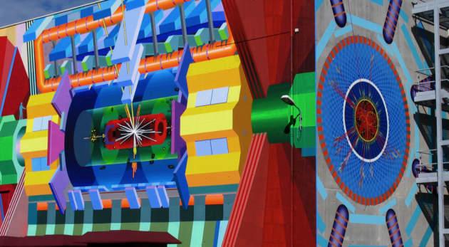 ATLAS Detector, CERN