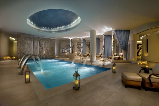 The Rock Spa at The Hard Rock Hotel and Casino, Punta Cana, Dominican Republic